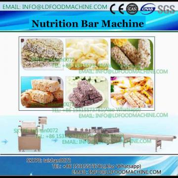 Automatic Peanut Snack Candy Bar Making Machine/Nutrition Bar Maker