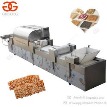 Factory Price Automatic Granola Bar Making Machine Groundnut Cake Machine