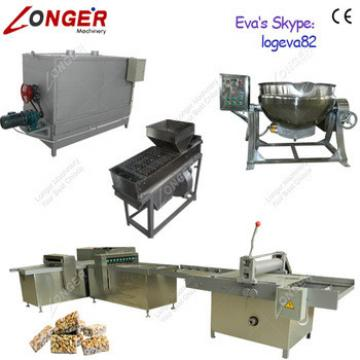 Industrial Granola Bar Making Machine/Muesli Bar Cutting Machine