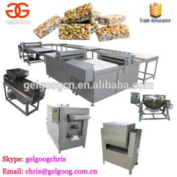 Automatic Cereal Granola Bar Making Machine/Production Line