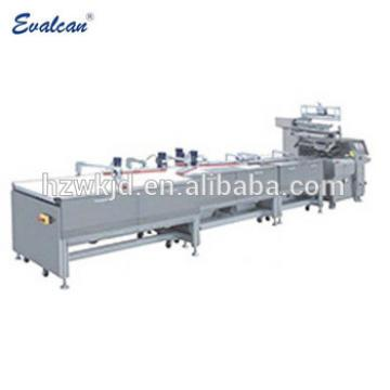 Automatic high speed granola bar packing machine