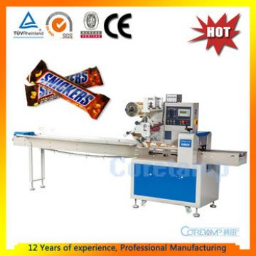 Flow Automatic Granola Bar Packaging Machine