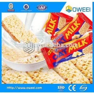 Popular Cereal Bar Cutting Machine