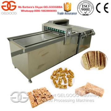 Sesame Bar Candy Cutting Machine/Peanut Chikki Cutting Machine/L Type Granola Bar Cutting Machine