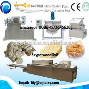 Popular Popping Grain Snack Making Machine
