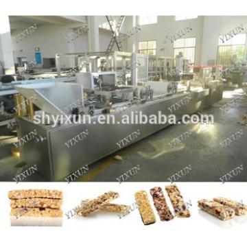YX400 semi-automatic muesli bar making machine