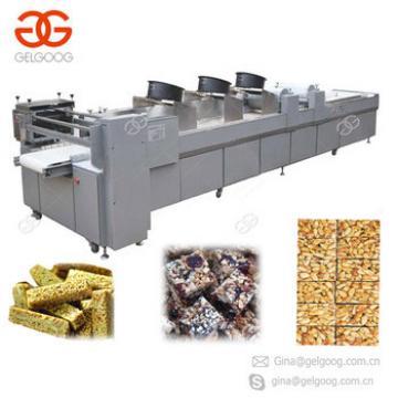Factory Price Protein Bar Granola Sesame Bar Making Machine Peanut Candy Bar Making Machine Price