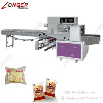 Automatic Hot Selling Soap Flow Packaging Machinery Granola Bar Candy Pillow Packing Machine