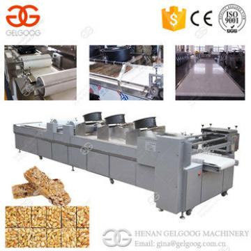 Factory Supplier Nut Cereal Granola Sesame Bar Machine Peanut Candy Making Machine