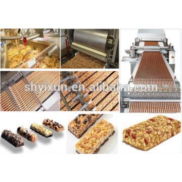 YX/CB600 Granola/muesli/nuts bar Production line