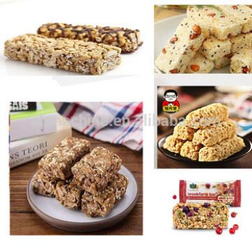 granola bar making machine/production line energy bar making machine