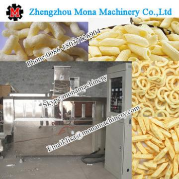 Factory Supply Breakfast Cereal Extrusion Machine/ Grain Corn Extruder Prossing Line