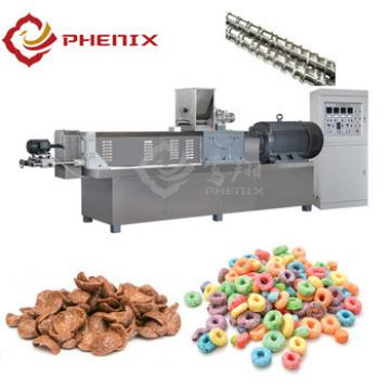 China manufacturer Breakfast Cereals machine/plant /processing line with great price