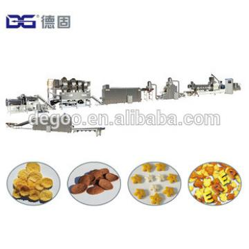 Factory Price Corn Flakes Breakfast Cereals Machine/Cornflakes processing line/corn flake making machine