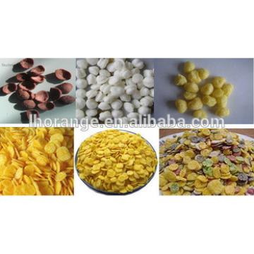 Corn flakes production line/Breakfast cereal production line/Corn flakes processing line