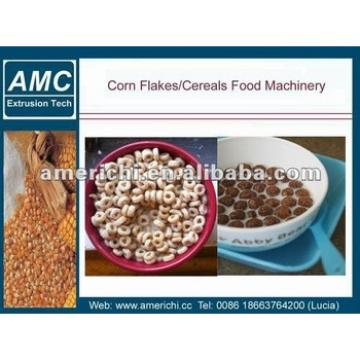 Crispy Cornflakes/breakfast Cereals Machine