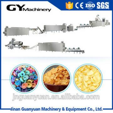 Cereal Corn Flakes Production Machine