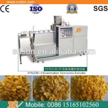 Fully Automatic Wholesale China Import Small Business Ideals Popular Corn Flakes Production Line produciton machine