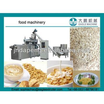 wheat flake /corn flake food production machines/making machine