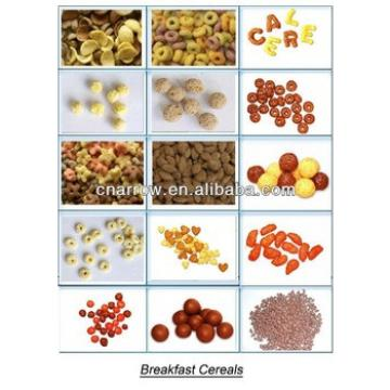 Coco pops/Breakfast Cereals Making Machine