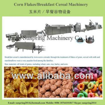 Kelloggs corn flakes cereals making machines