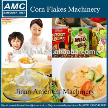 Kellogg's Corn Flakes Making Machine