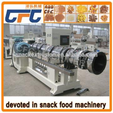 Industrial Hot Sale Breakfast Cereal Cornflakes Machine
