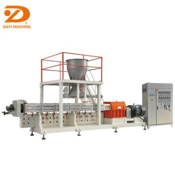 China manufacturer New Condition Soya Chunks Meat Making Machine