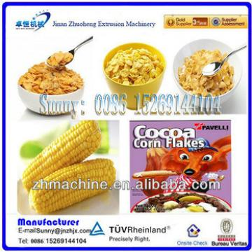 Milk Suger Corn Snack Machine