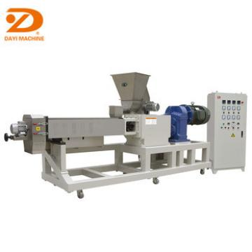 Hot automatic corn flakes food extrusion production line/ break fast cereal machine