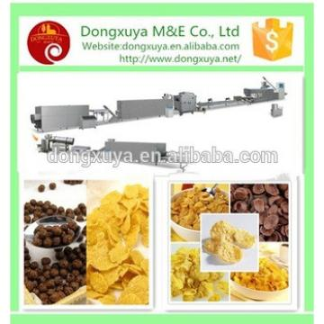corn flake making machine, bulking machine,potato chips making machine
