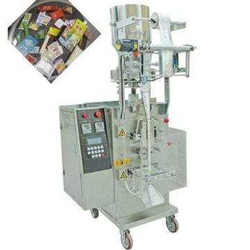 Potato chips automatic packing machine