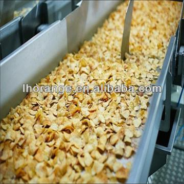 stainless steel automatic high quality with competitive price potato chips making machine
