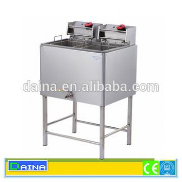 potato chips making machine price/ chicken machine/ commercial deep fryers