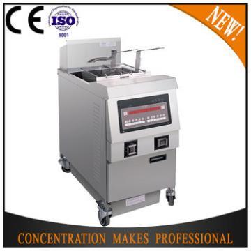 electric pressure fryer/potato chips machine/potato chips making machine