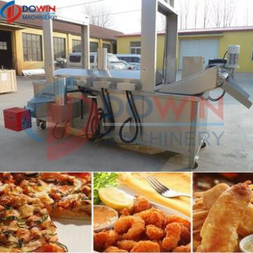 Continuous Potato Chips Frying Machine Potato Chips Making Machine Price