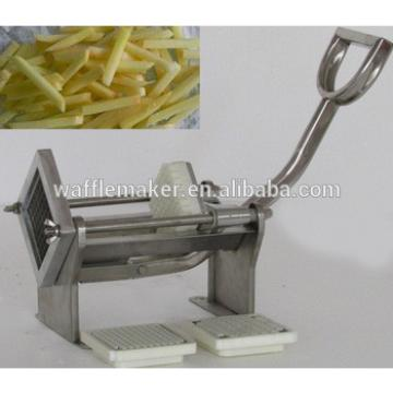 High quality manual potato chip making machine,stainless steel potato cutter