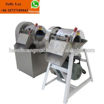 Fruit and vegetable slicing strip cutting machine hard fruit and vegetable cutting machine