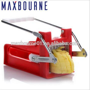 High Quality Creative Home Kitchen With Hand-held Depth Peeler Potato Chips Making Machine
