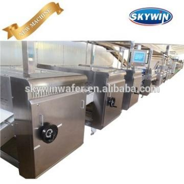 Automatic Manufacturer Potato Chips Making Machine Biscuit Production Line Price Plant Cost Snack Machine