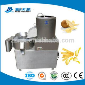 Potato chips making machine, potato peeler and washing machine