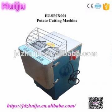 Industrial vegetable Julienne slicer /potato chips making machine HJ-SPJX001