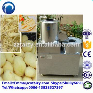 Potato Peeler machine Potato Chips Making Machine price Potato Chips Cutting Machine