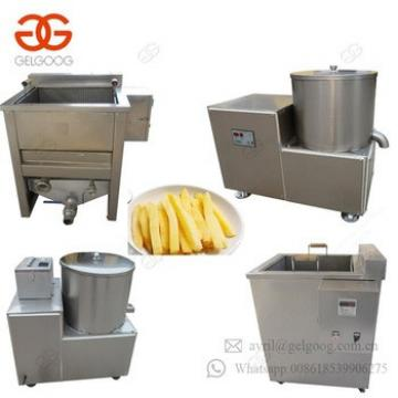 Factory Supply Fully Automatic Finger Chips Production Line Potato Chips Making Machine Price