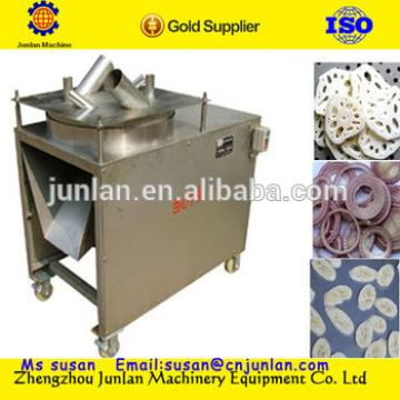 stainless steel apple ring lemon yam banana chips machine +8618637188608