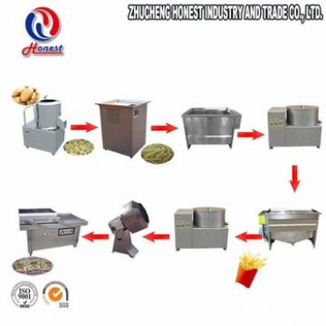30Kg Fully Small Automatic Potato Chips Making Machine Price