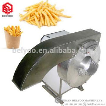 Full automatic machine for product capacity 200kg per hour frozen french fries machinery