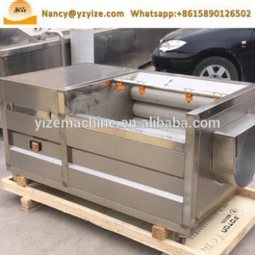 semi automatic potato chips production line potato chips slicing machine crisp making machine