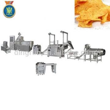 sweet and delicious automatic potato chips making machine