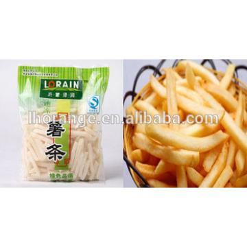 best selling hot sale Quick Frozen Potato Chips Machine